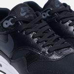 Женские кроссовки Nike Air Max 1 Ultra 2.0 Black/Metallic Hematite/White фото- 5