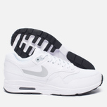 Женские кроссовки Nike Air Max 1 Ultra 2.0 White/Black/Metallic Platinum фото- 2