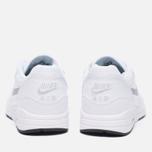 Женские кроссовки Nike Air Max 1 Ultra 2.0 White/Black/Metallic Platinum фото- 3