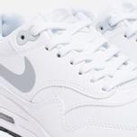 Женские кроссовки Nike Air Max 1 Ultra 2.0 White/Black/Metallic Platinum фото- 5