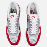 Женские кроссовки Nike Air Max 1 Ultra Flyknit White/University Red/Pure Platinum фото- 4