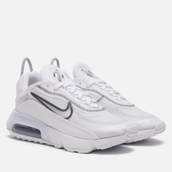 Женские кроссовки Nike Air Max 2090 White/Black/Wolf Grey