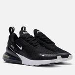 Женские кроссовки Nike Air Max 270 Black/Anthracite/White фото- 0