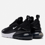 Женские кроссовки Nike Air Max 270 Black/Anthracite/White фото- 2