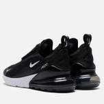 Женские кроссовки Nike Air Max 270 Black/Anthracite/White фото- 2