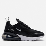 Женские кроссовки Nike Air Max 270 Black/Anthracite/White фото- 3