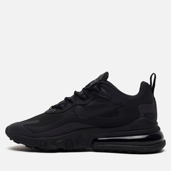 Женские кроссовки Nike Air Max 270 React Black/Oil Grey/Oil Grey/Black