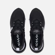 Женские кроссовки Nike Air Max 270 React Black/White/Black/Black фото- 1