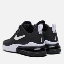 Женские кроссовки Nike Air Max 270 React Black/White/Black/Black фото- 2