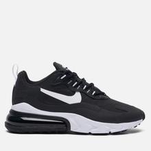 Женские кроссовки Nike Air Max 270 React Black/White/Black/Black фото- 3
