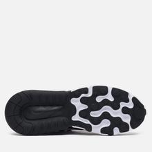 Женские кроссовки Nike Air Max 270 React Black/White/Black/Black фото- 4