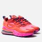 Женские кроссовки Nike Air Max 270 React Mystic Red/Bright Crimson/Pink Blast фото - 0