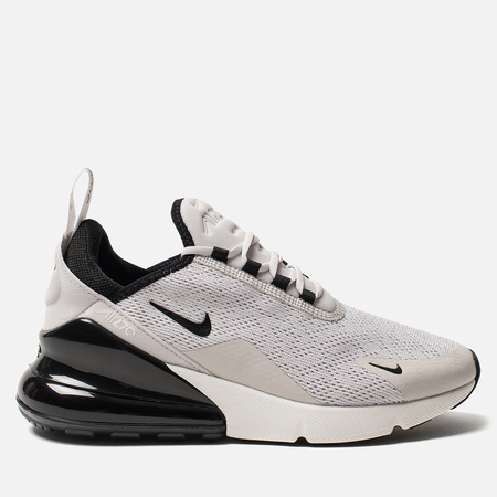 Женские кроссовки Nike Air Max 270 Vast Grey/Black/Black