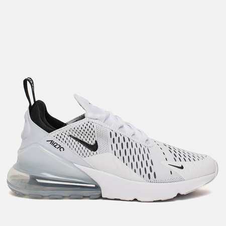 Женские кроссовки Nike Air Max 270 White/Black/White