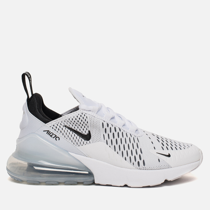 894f5b83 Женские кроссовки Nike Air Max 270 White/Black/White AH6789-100