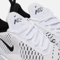 Женские кроссовки Nike Air Max 270 White/Black/White фото - 3