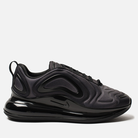 Женские кроссовки Nike Air Max 720 Black/Black/Anthracite