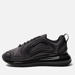Женские кроссовки Nike Air Max 720 Black/Black/Anthracite фото- 1