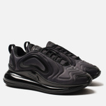 Женские кроссовки Nike Air Max 720 Black/Black/Anthracite фото- 2