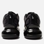 Женские кроссовки Nike Air Max 720 Black/Black/Anthracite фото- 3