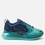 Женские кроссовки Nike Air Max 720 Deep Royal Blue/Black/Hyper Jade фото- 0