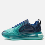 Женские кроссовки Nike Air Max 720 Deep Royal Blue/Black/Hyper Jade фото- 1