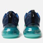 Женские кроссовки Nike Air Max 720 Deep Royal Blue/Black/Hyper Jade фото- 3