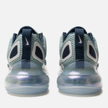 Женские кроссовки Nike Air Max 720 Metallic Silver/Midnight Navy фото- 5
