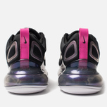Женские кроссовки Nike Air Max 720 SE Black/Laser Fuchsia/White фото- 3