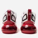 Женские кроссовки Nike Air Max 720 SE White/Gym Red фото- 3