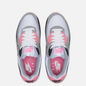 Женские кроссовки Nike Air Max 90 30th Anniversary White/Particle Grey/Rose/Black фото - 1