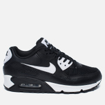 Женские кроссовки Nike Air Max 90 Essential Black/White/Metallic Silver фото- 0
