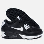 Женские кроссовки Nike Air Max 90 Essential Black/White/Metallic Silver фото- 2