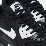 Женские кроссовки Nike Air Max 90 Essential Black/White/Metallic Silver фото- 5