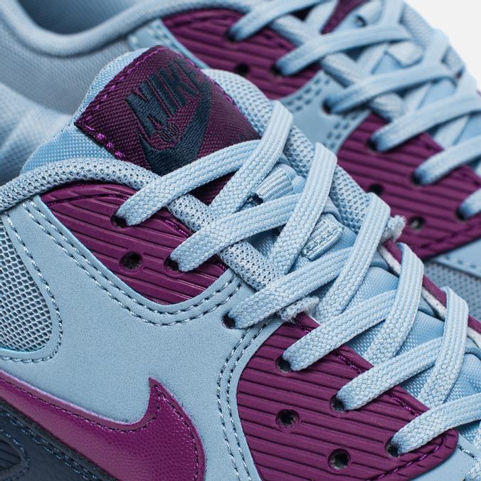 Женские кроссовки Nike Air Max 90 Essential Blue GreyBright