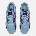 Женские кроссовки Nike Air Max 90 Essential Blue Grey/Bright Grape/Midnight Navy фото- 4