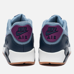 Nike Air Max 90 Essential Women's Sneakers Blue Grey/Bright Grape/Midnight Navy photo- 3