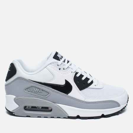 Nike Air Max 90 Essential Women's Sneakers White/Black/Wolf Grey