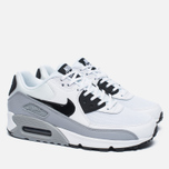 Женские кроссовки Nike Air Max 90 Essential White/Black/Wolf Grey фото- 1