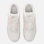 Женские кроссовки Nike Air Max 90 Premium Leather Sail/Sail/Light Bone/White фото- 4