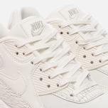 Женские кроссовки Nike Air Max 90 Premium Leather Sail/Sail/Light Bone/White фото- 5