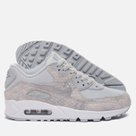 Женские кроссовки Nike Air Max 90 Pure Platinum/White/Metallic Silver фото- 2