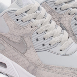 Женские кроссовки Nike Air Max 90 Pure Platinum/White/Metallic Silver фото- 5