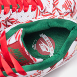 Женские кроссовки Nike Air Max 90 QS Gift Wrapped Pack White/University Red/Gold фото- 5