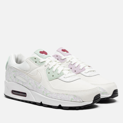 Женские кроссовки Nike Air Max 90 SE Valentine's Day Summit White/Summit White