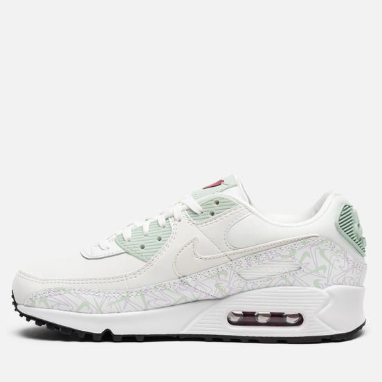 Женские кроссовки Nike Air Max 90 SE Valentine's Day Summit White/Summit White