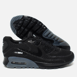 Nike Air Max 90 Ultra BR Women's Sneakers Black/Cool Grey photo- 2
