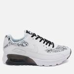Женские кроссовки Nike Air Max 90 Ultra Print White/Black фото- 0