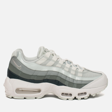Женские кроссовки Nike Air Max 95 Barely Grey/Light Pumice/Clay Green