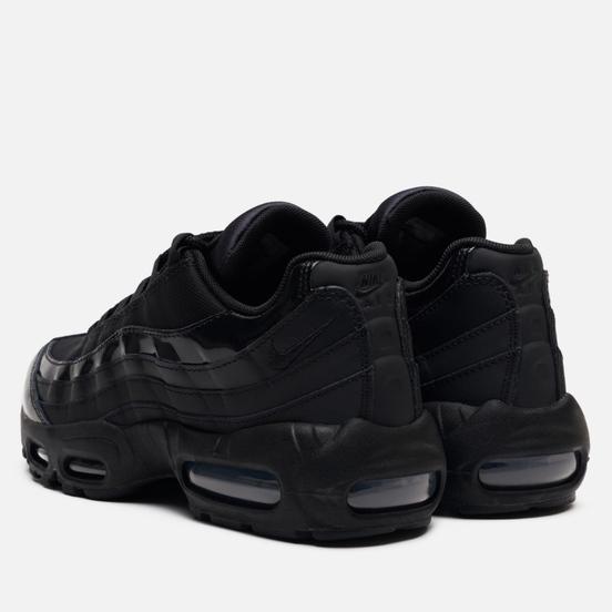 Женские кроссовки Nike Air Max 95 Black/Black/Black